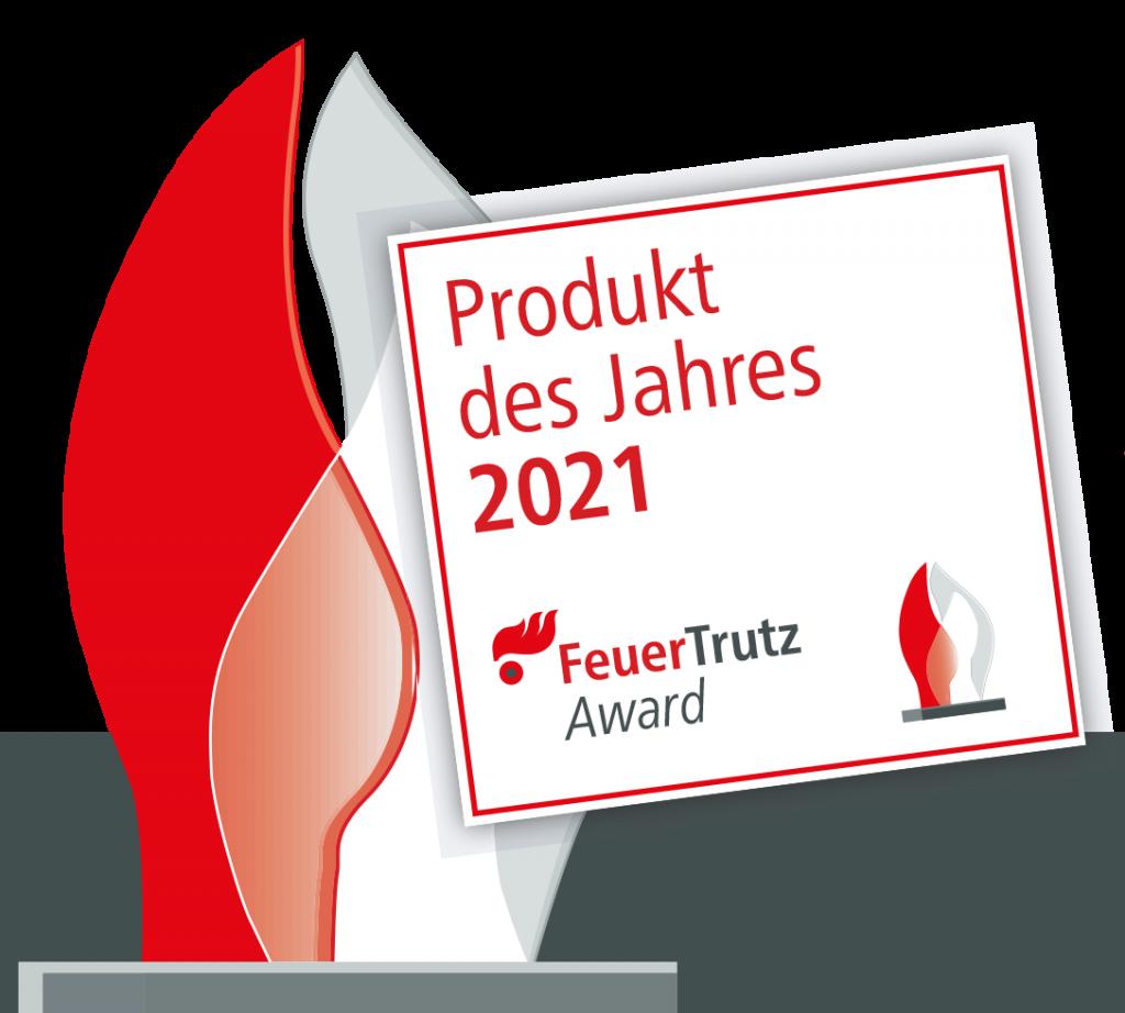 2021 Feuertrutz Produkt des Jahres