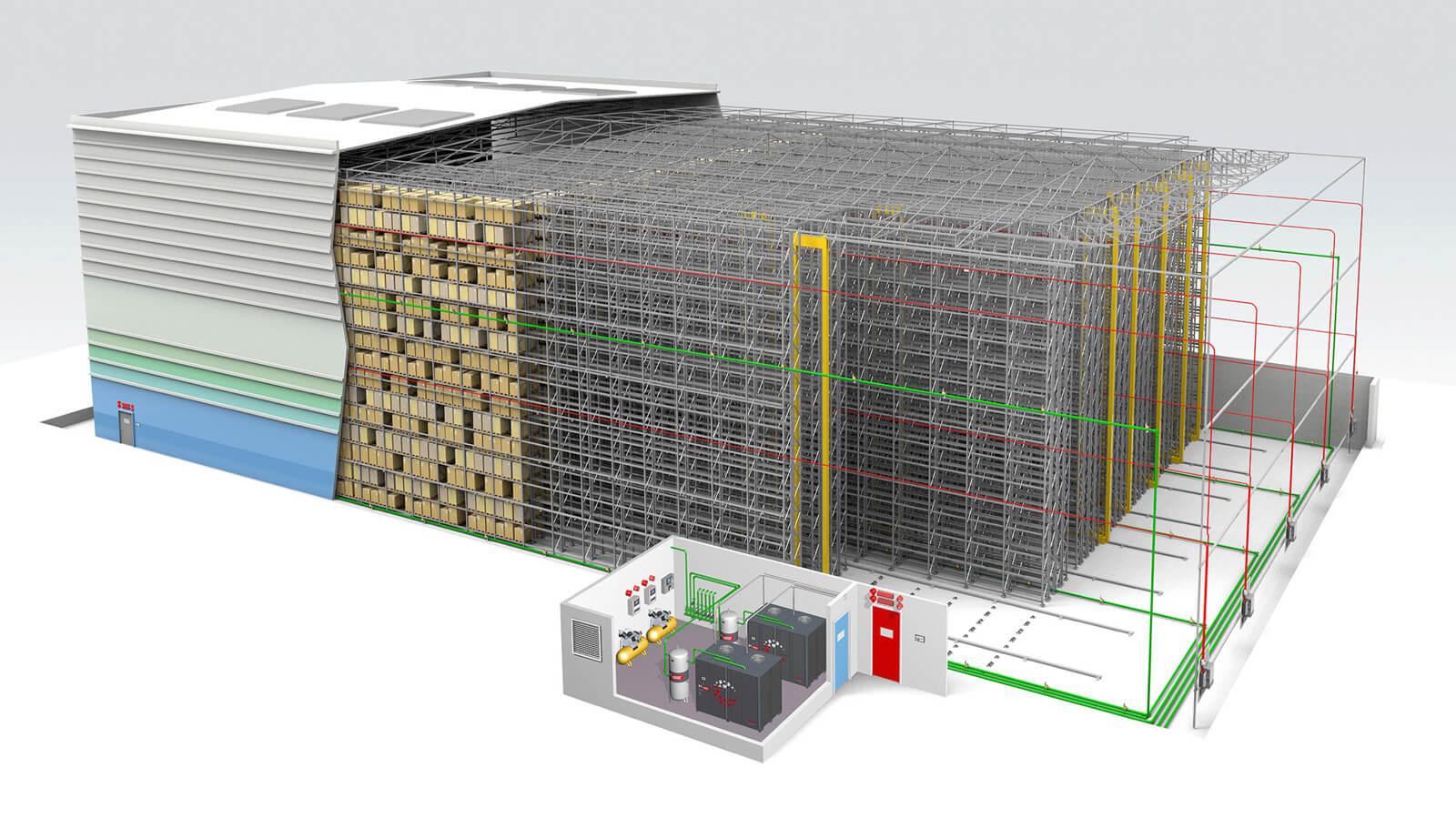 N2ORS Brandvermeidungsanlage