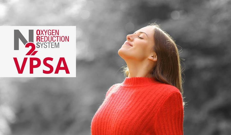 N2 Oxygen Reduction System VPSA