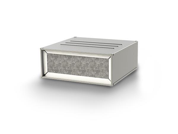 WD90 Eckig Kabelbox